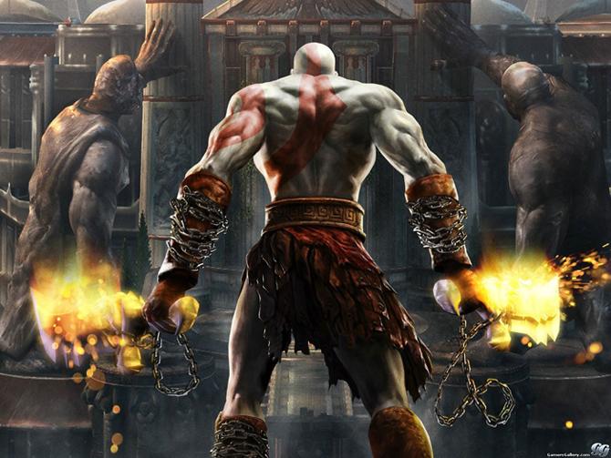 Kratos | She Speaks Game